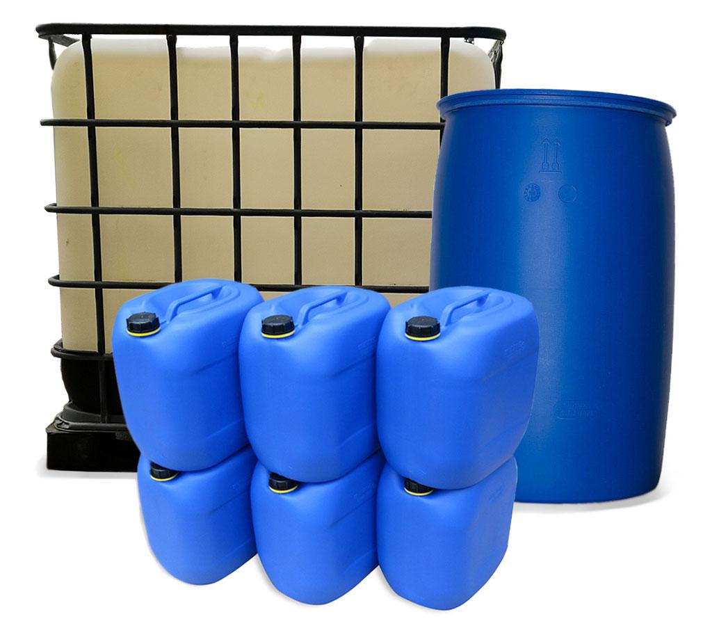 Chemikalien für Wasseraufbereitungsanlagen