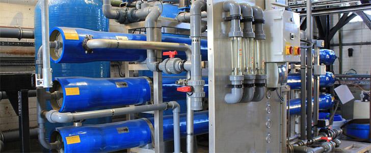 Umkehrosmose Membran Wasseraufbereitung