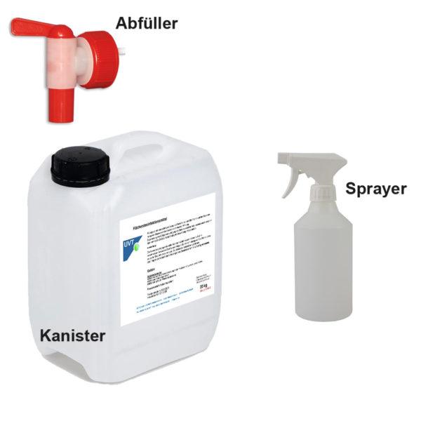 Flaechendesinfektionsmittel Allround-Paket